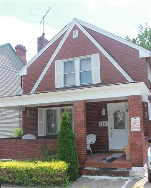 115 Dunlap St., Perry Hilltop, PA 15214 (MLS #1460913) :: RE/MAX Real Estate Solutions