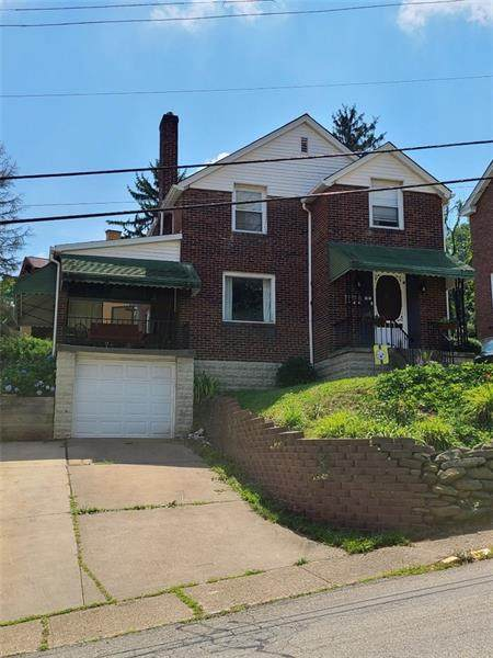 25 Glenmore Ave, West View, PA 15229 (MLS #1461931) :: Broadview Realty