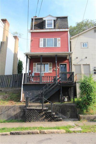 72 Almeda St, Hazelwood, PA 15207 (MLS #1462092) :: RE/MAX Real Estate Solutions