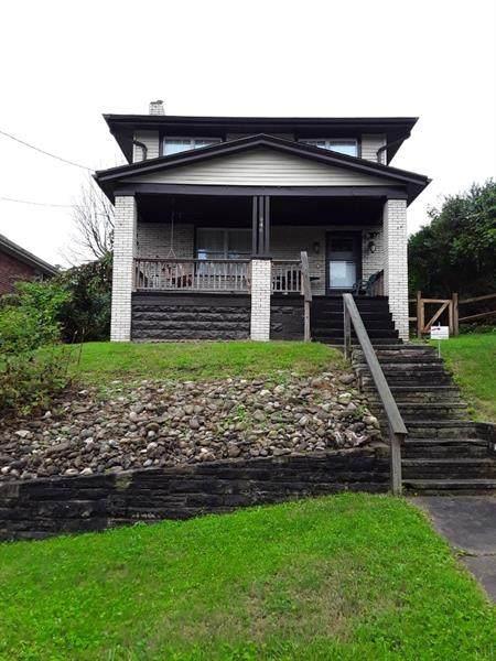 946 Locust Ave, Castle Shannon, PA 15234 (MLS #1462492) :: The Dallas-Fincham Team
