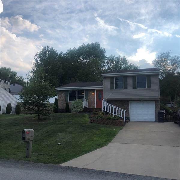 240 Farmbrook Drive, Hempfield Twp - Wml, PA 15601 (MLS #1463135) :: Broadview Realty