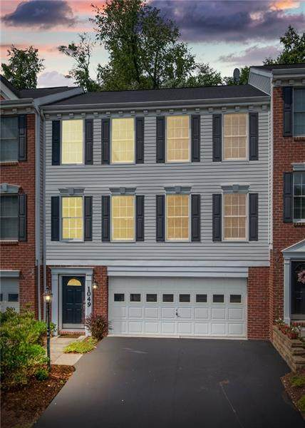 1049 Bayberry Drive, North Strabane, PA 15301 (MLS #1463580) :: Broadview Realty