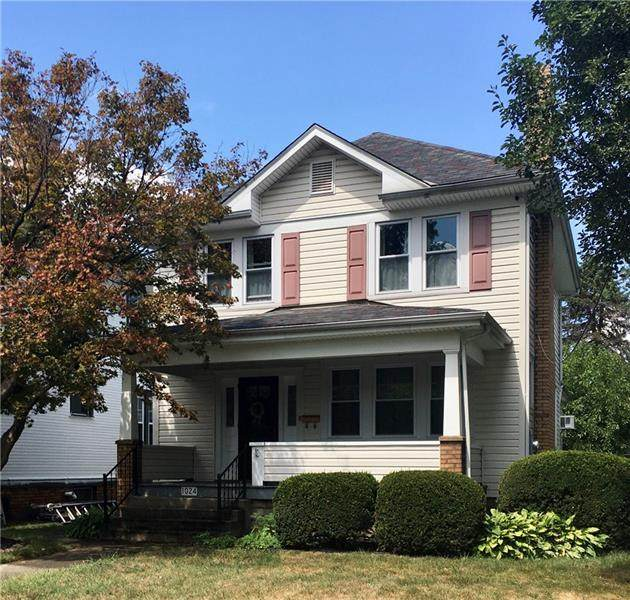 1024 Second St, Beaver, PA 15009 (MLS #1463969) :: RE/MAX Real Estate Solutions