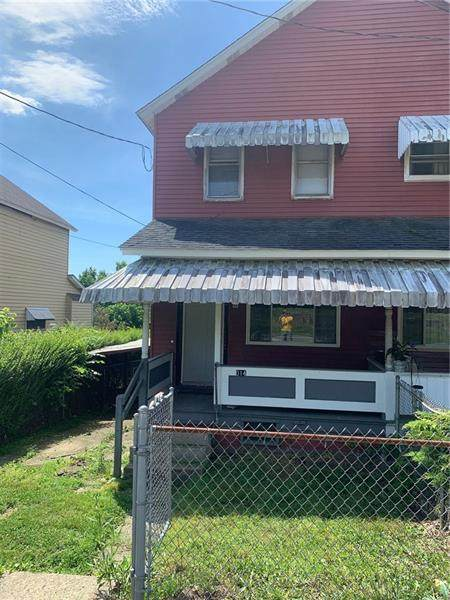 314 1st St, East Bethlehem, PA 15368 (MLS #1465387) :: Broadview Realty