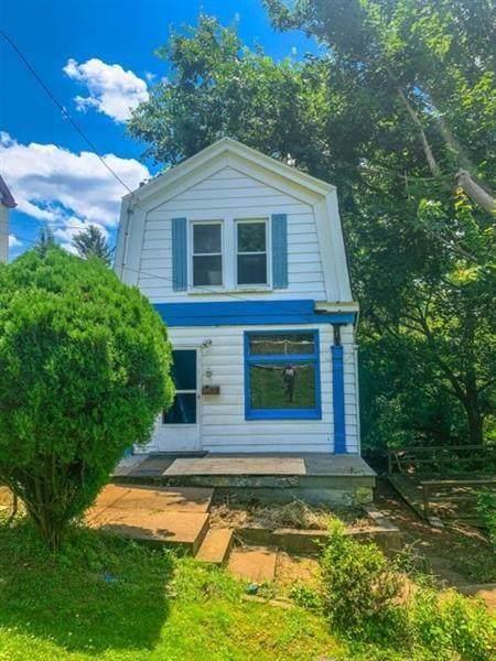 34 Soffel Street, Mt Washington, PA 15211 (MLS #1466631) :: Broadview Realty