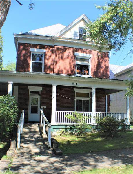 511 Allegheny Ave, Bell Twp, PA 15618 (MLS #1466895) :: RE/MAX Real Estate Solutions