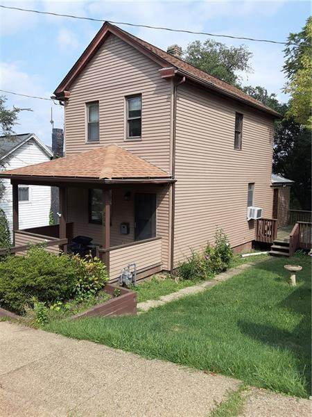 206 Whittier St, Vandergrift - Wml, PA 15690 (MLS #1467840) :: RE/MAX Real Estate Solutions