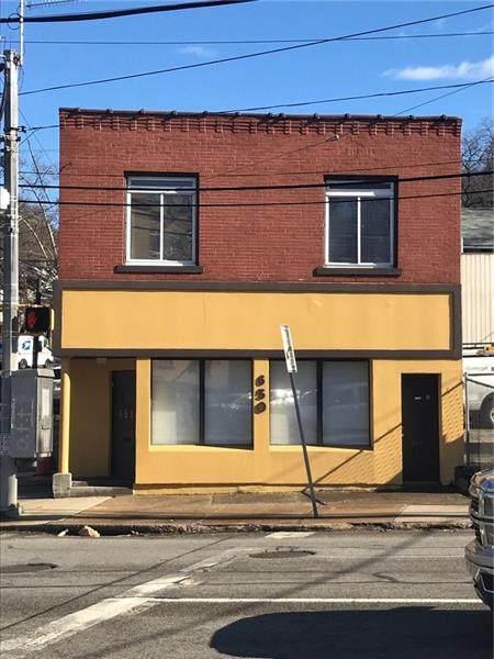650 Ardmore Blvd, Wilkinsburg, PA 15221 (MLS #1468246) :: Dave Tumpa Team