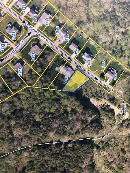 0 Eldorado Drive, Hopewell Twp - Bea, PA 15001 (MLS #1468331) :: RE/MAX Real Estate Solutions