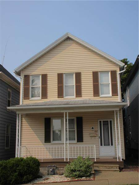 612 Spring Street, Latrobe, PA 15650 (MLS #1468545) :: RE/MAX Real Estate Solutions