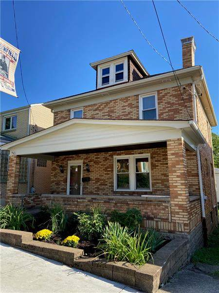 810 Greenfield Ave, Greenfield, PA 15217 (MLS #1468809) :: RE/MAX Real Estate Solutions
