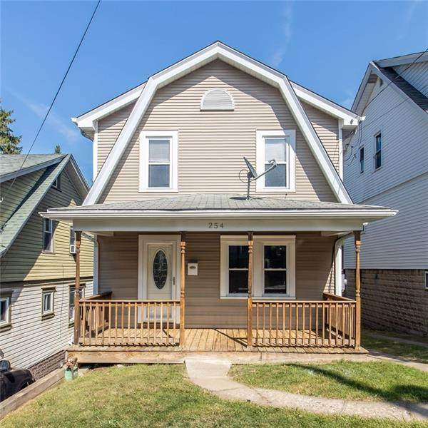 254 Clairmont Ave, West View, PA 15229 (MLS #1469995) :: Dave Tumpa Team