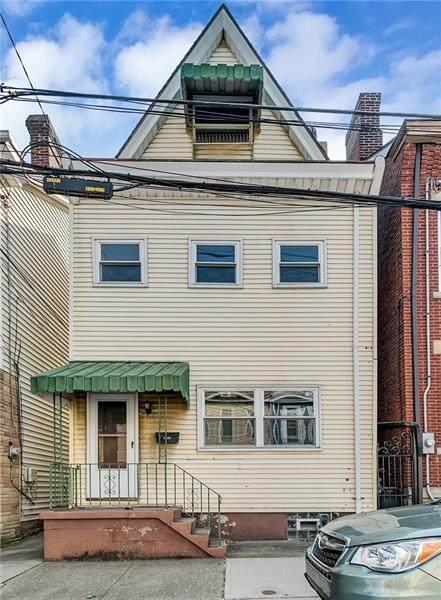 5158 Carnegie Street, Lawrenceville, PA 15201 (MLS #1470186) :: Broadview Realty