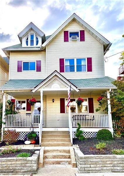 406 S Evaline St, Friendship Park, PA 15224 (MLS #1470203) :: Broadview Realty