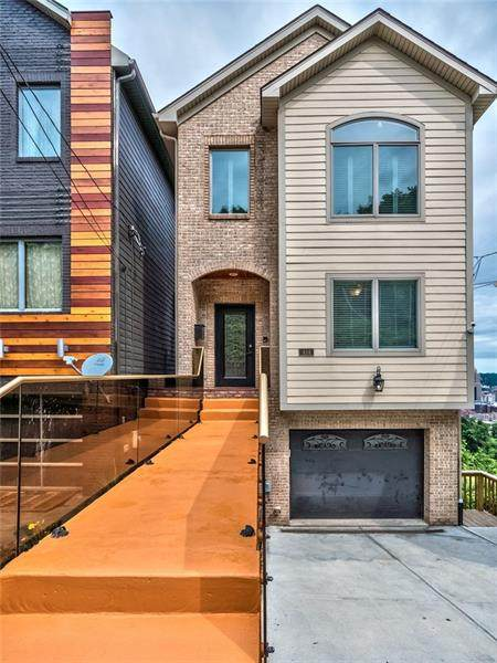 414 William Street, Mt Washington, PA 15211 (MLS #1470935) :: Dave Tumpa Team