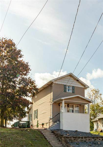 314 Tyler Ave, City Of Washington, PA 15301 (MLS #1473502) :: Broadview Realty