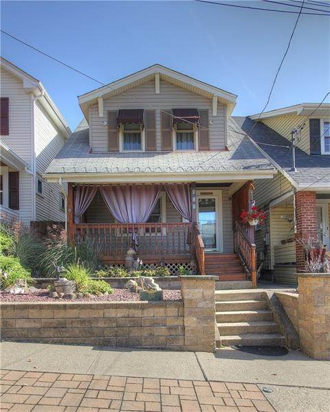 130 Sampson Ave, Ingram, PA 15205 (MLS #1473525) :: RE/MAX Real Estate Solutions