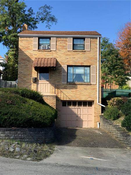 1610 Kiralfy, Beechview, PA 15216 (MLS #1474197) :: The SAYHAY Team