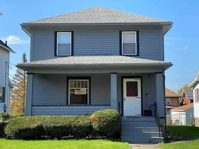 556 Spruce Avenue, Sharon, PA 16146 (MLS #1474304) :: The Dallas-Fincham Team