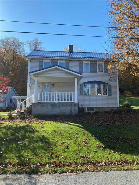 125 Coy Street, Homer City, Pa, Center Twp/Homer Cty, PA 15748 (MLS #1474307) :: The SAYHAY Team