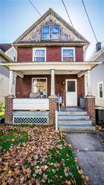 503 Carbon St, City Of But Ne, PA 16001 (MLS #1474375) :: The SAYHAY Team