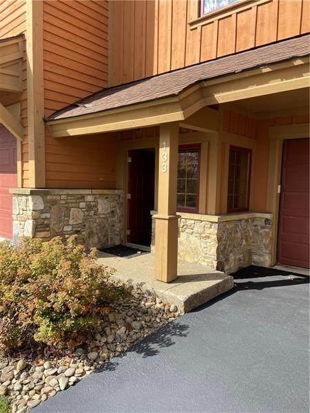 133 Chipmunk Court, Seven Springs Resort, PA 15622 (MLS #1474447) :: The SAYHAY Team