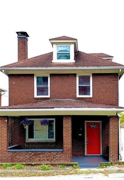 1414 Brinton Rd, Braddock Hills, PA 15221 (MLS #1474569) :: The Dallas-Fincham Team