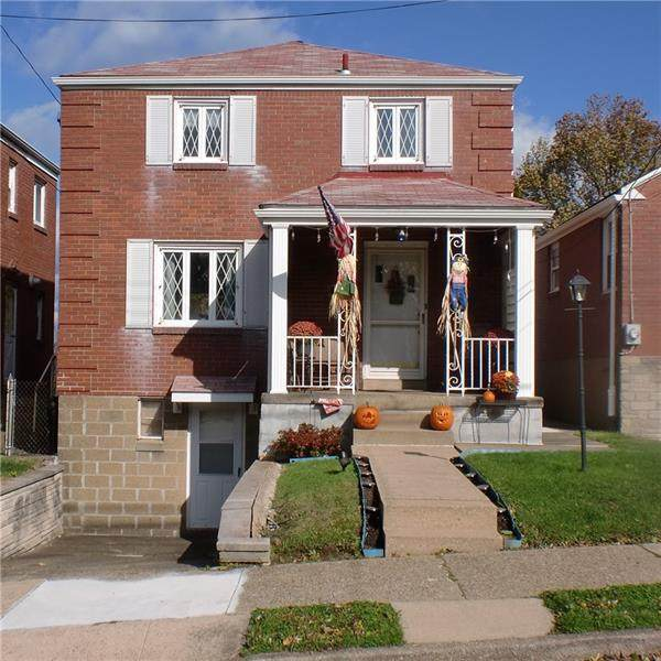 1115 Oglethorpe Avenue, Stanton Heights, PA 15201 (MLS #1475663) :: RE/MAX Real Estate Solutions