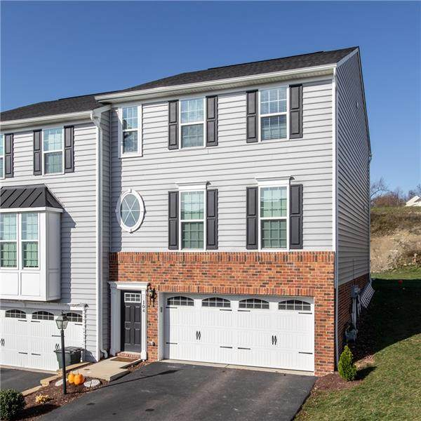 104 Raymond Dr, North Fayette, PA 15071 (MLS #1476662) :: RE/MAX Real Estate Solutions