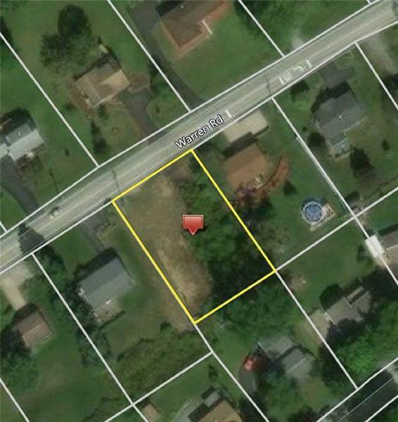 0 Warren Road, White Twp - Ind, PA 15701 (MLS #1477657) :: Broadview Realty