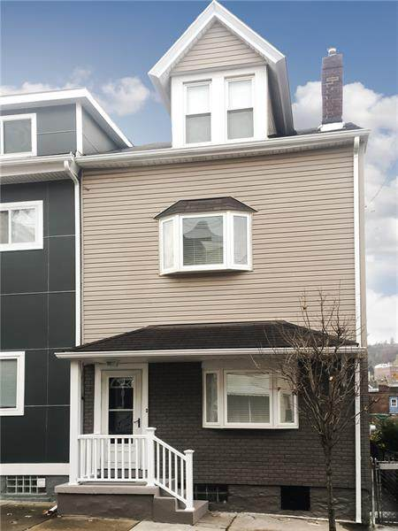 3912 Howley St, Lawrenceville, PA 15224 (MLS #1477972) :: RE/MAX Real Estate Solutions