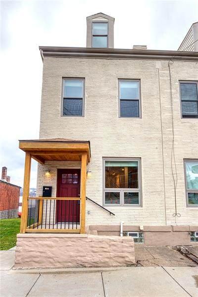 3333 Ligonier Street, Lawrenceville, PA 15201 (MLS #1478058) :: Hanlon-Malush Team