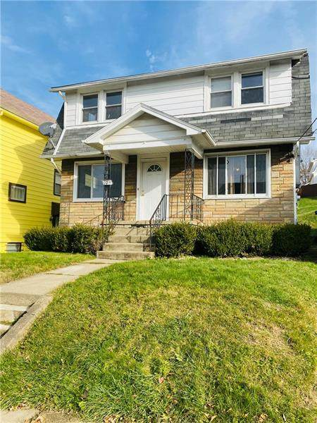 1015 Huey Street, New Castle/4Th, PA 16101 (MLS #1478149) :: The Dallas-Fincham Team