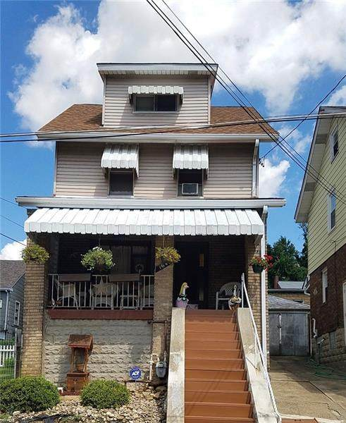 1641 Mount Joseph, Carrick, PA 15210 (MLS #1478217) :: RE/MAX Real Estate Solutions