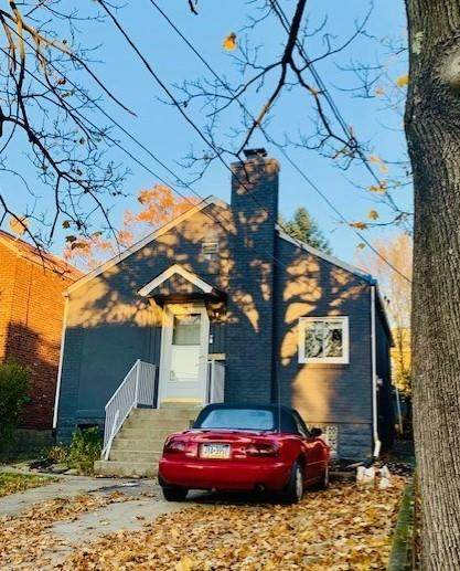 331 Redwood St., Carrick, PA 15210 (MLS #1478388) :: RE/MAX Real Estate Solutions