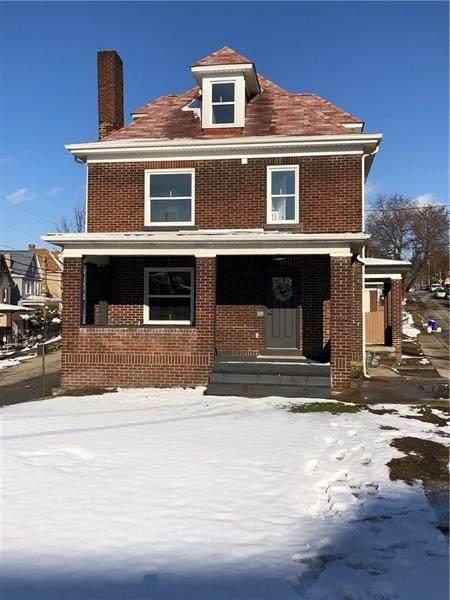 320 N 2nd Street, Jeannette, PA 15644 (MLS #1478761) :: Dave Tumpa Team