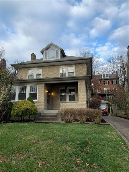 5475 Wilkins Ave, Squirrel Hill, PA 15217 (MLS #1478908) :: Dave Tumpa Team