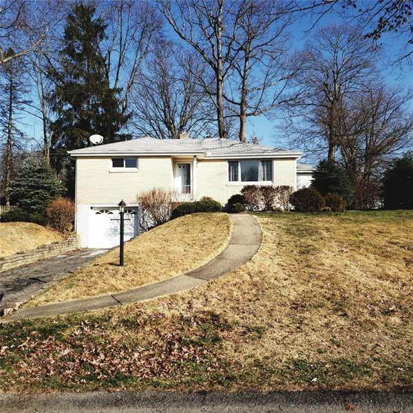 9212 Lancelot Dr, Mccandless, PA 15237 (MLS #1479985) :: Broadview Realty