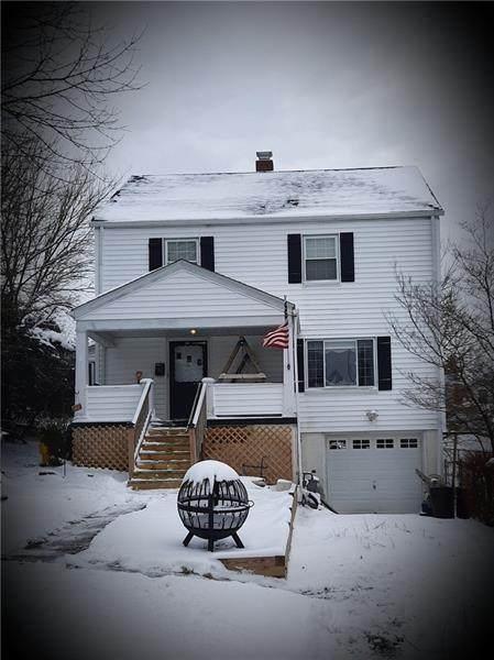 722 N 1st St, Jeannette, PA 15644 (MLS #1480637) :: Dave Tumpa Team