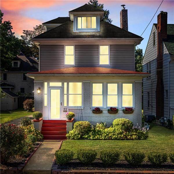 812 Mcdonald St, Sewickley, PA 15143 (MLS #1482266) :: Broadview Realty