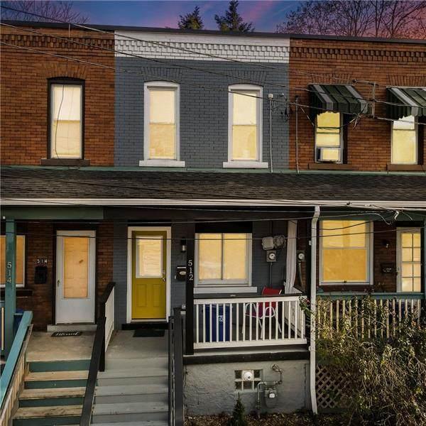 512 Borland St, East Liberty, PA 15206 (MLS #1482384) :: Broadview Realty