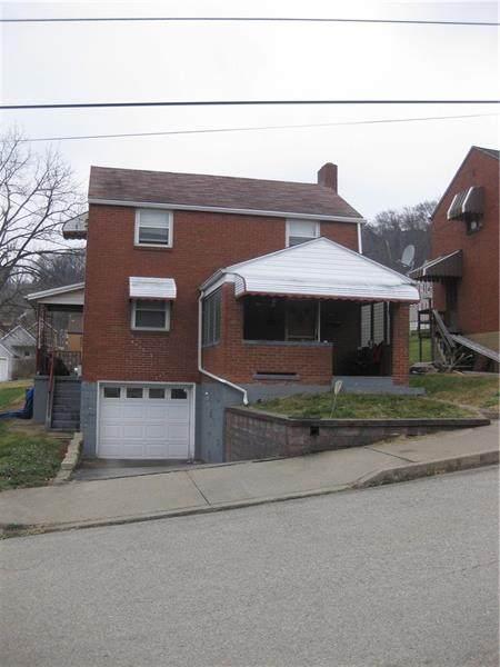 445 28th Street, Mckeesport, PA 15132 (MLS #1482572) :: Broadview Realty
