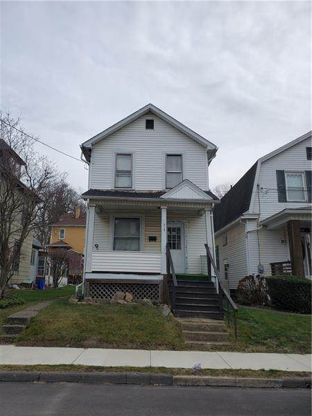 713 Monroe Street, New Castle/4Th, PA 16101 (MLS #1482637) :: Dave Tumpa Team