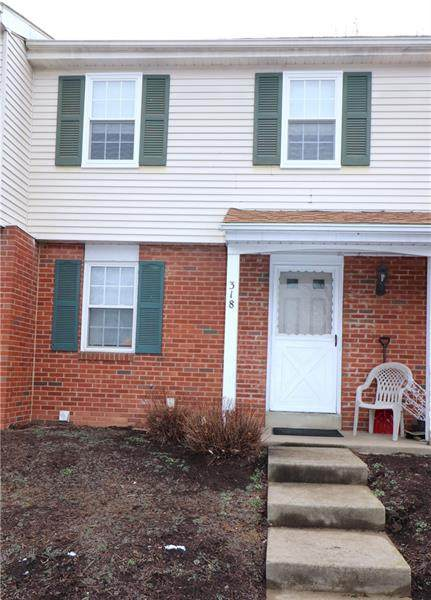 318 Bellford Court, Cranberry Twp, PA 16066 (MLS #1482779) :: Dave Tumpa Team