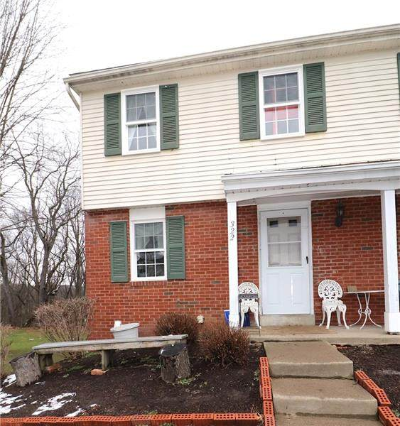 322 Bellford Court, Cranberry Twp, PA 16066 (MLS #1482850) :: Dave Tumpa Team