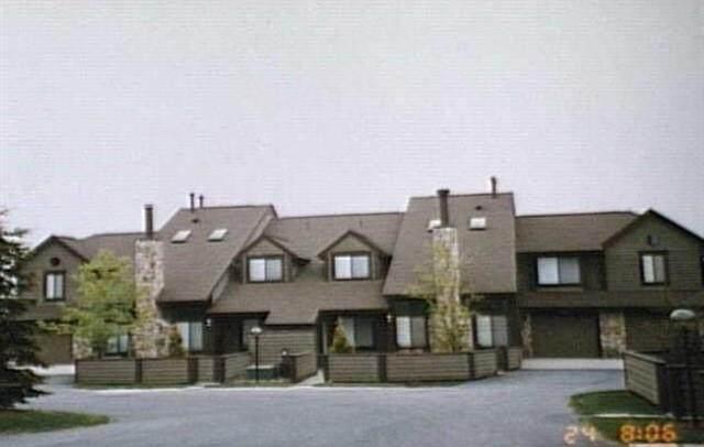 M2 Sunridge Drive, Seven Springs Resort, PA 15622 (MLS #1483372) :: Dave Tumpa Team