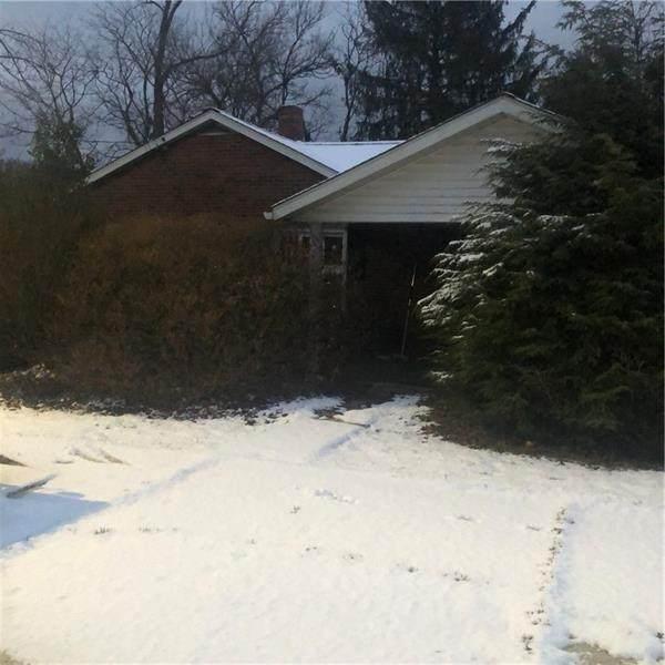 401 Van Buren Avenue, W Brownsville, PA 15417 (MLS #1484992) :: Dave Tumpa Team