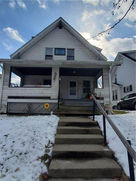 522 E Moody Ave, New Castle/2Nd, PA 16105 (MLS #1486480) :: Dave Tumpa Team