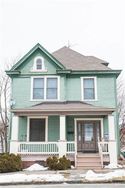 505 Sidney St, City Of Greensburg, PA 15601 (MLS #1486881) :: Broadview Realty