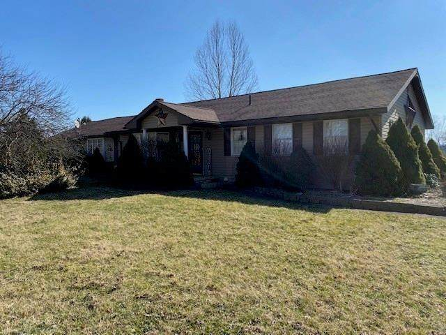 1579 Mcclellandtown Rd, German Twp, PA 15458 (MLS #1487068) :: Dave Tumpa Team